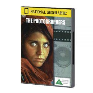 DVD عکاسان مجله نشنال جئوگرافی