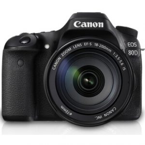 دوربین کانن Canon EOS 80D