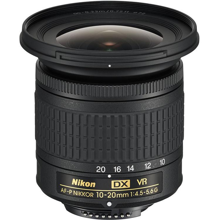 لنز نیکون NIKKOR 10-20mm VR