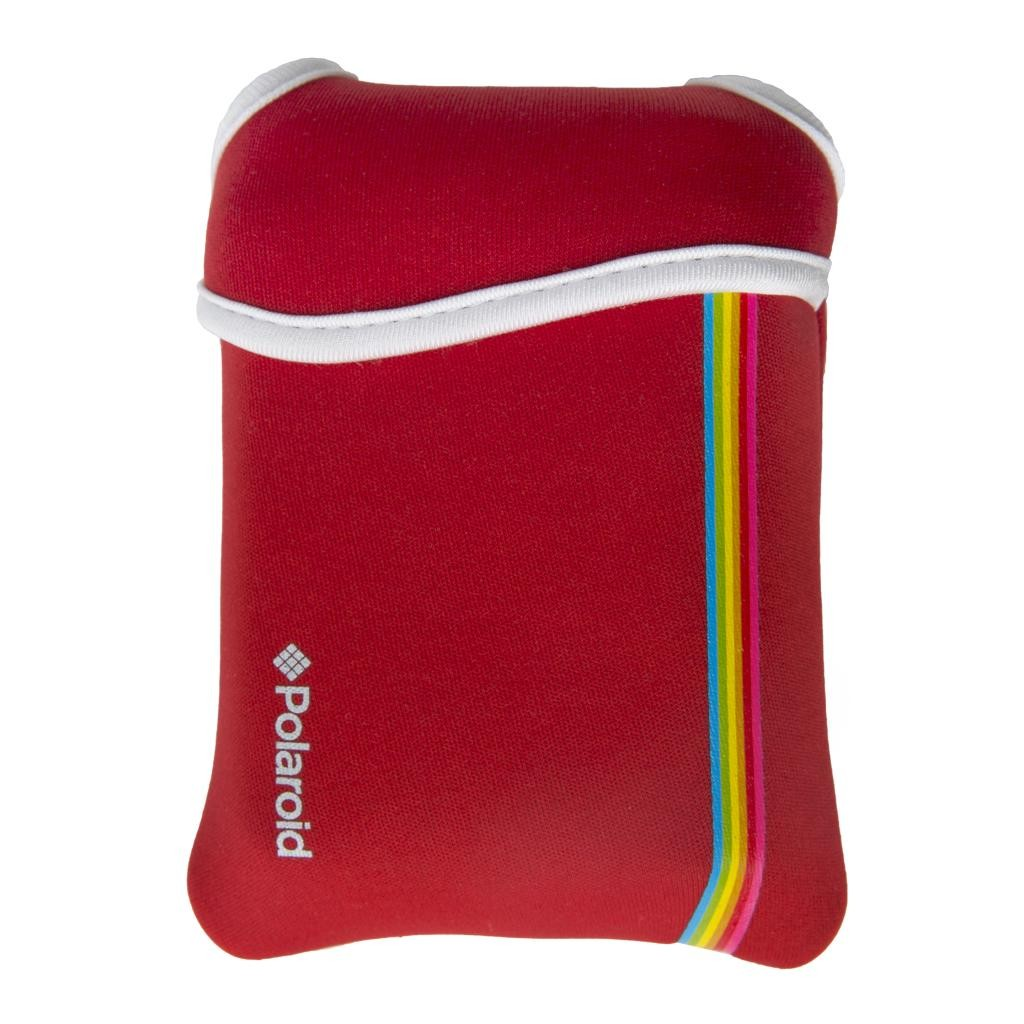 کیف دوربین Polaroid Neoprene Red