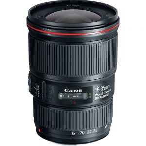 لنز کانن Canon EF 16-35mm