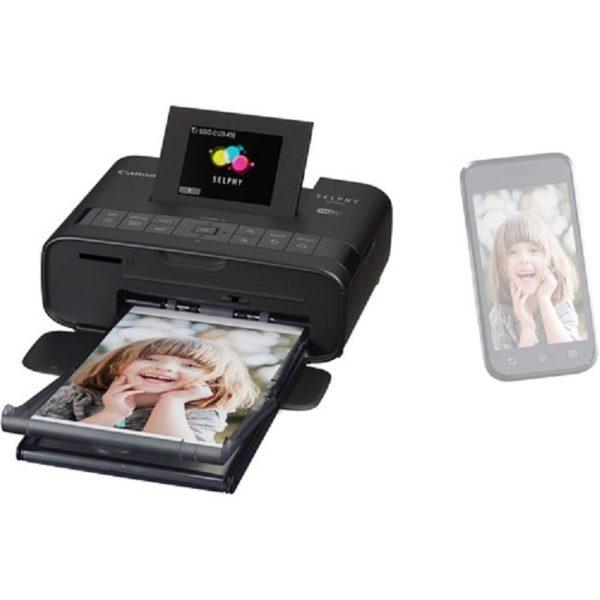 Canon SELPHY CP1200 Printer (1)