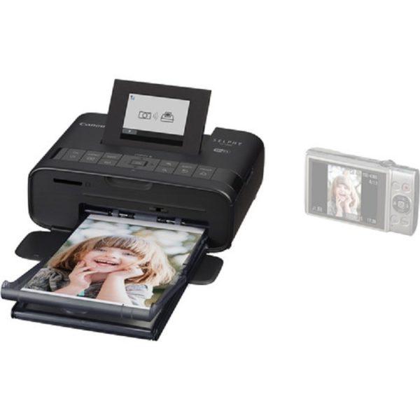 Canon SELPHY CP1200 Printer (3)