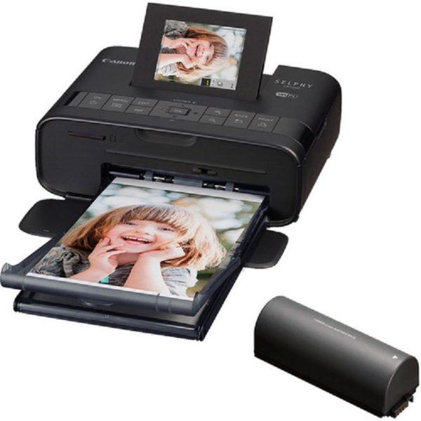 Canon SELPHY CP1200 Printer (5)