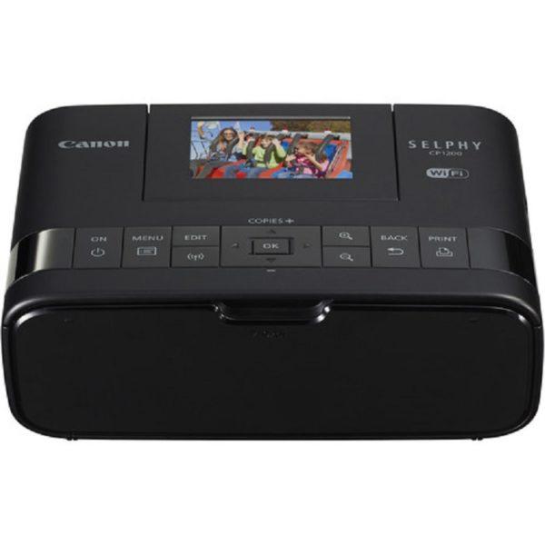Canon SELPHY CP1200 Printer (7)