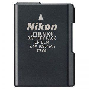 باتری Nikon EN-EL14 Lithium-Ion Battery-HC