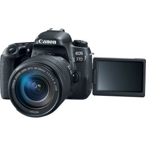Canon EOS 77D kit 18-135mm IS USM