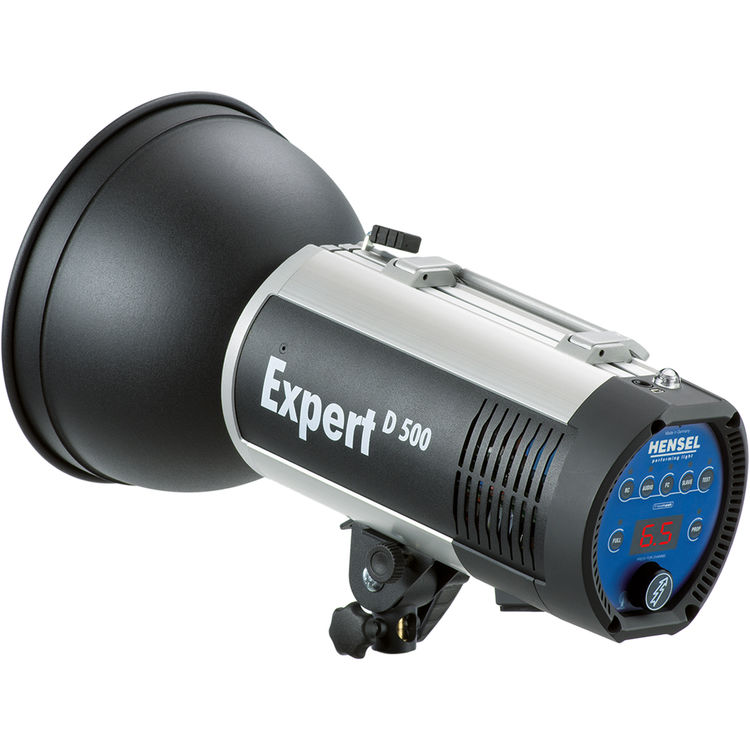 Hensel Expert D 500 Kit