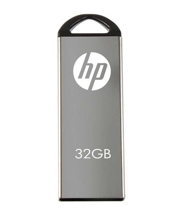 فلش HP 220 32GB USB Flash Drive USB2
