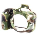 کاور سیلیکونی Nikon D5500 siliconcover رنگ استتار