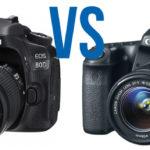 .کدام را بخرم؟ Canon 70D در برابرCanon 80D