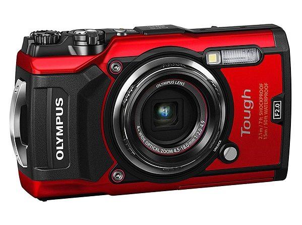 دوربین المپیوس TG-5