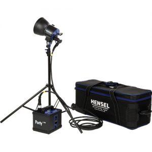 كيت حرفهای فلاش Hensel Portable Porty L1200