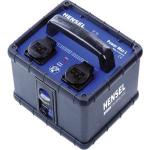 دستگاه پرتابل تولید برق Hensel Power MAX L