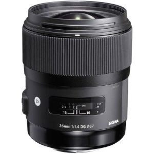 لنز سیگما برای کانن Sigma 12-24mm
