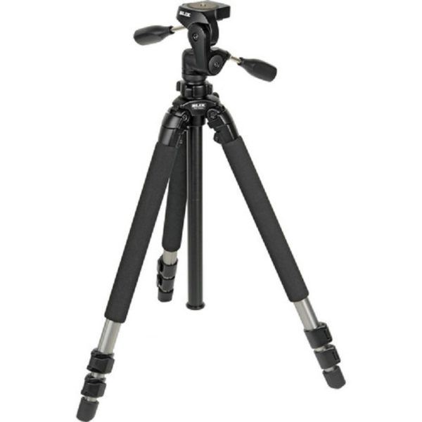Slik-Pro-700DX-AMT-Tripod-With-3-Way-Pan-and-Tilt-Head-Silver-1