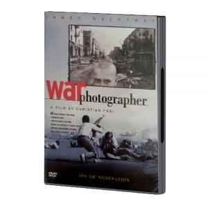 DVD عکاس جنگ