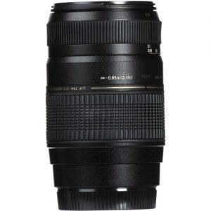 لنز تامرون Tamron AF 70-300mm f/4-5.6 Di LD Macro for Canon