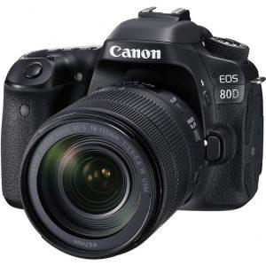 دوربین عکاسی کانن Canon EOS 80D Kit 18-135mm f/3.5-5.6 IS USM