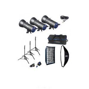 کیت فلاش هنسل Integra Mini 300 Kit