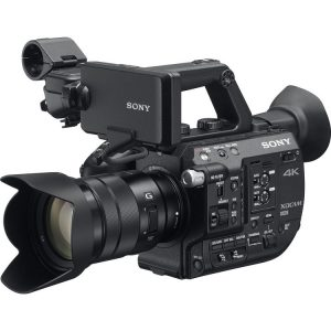 Sony PXW-FS5 XDCAM Super 35 mm