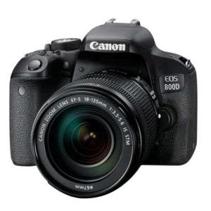 دوربین کانن EOS 800D Kit 18-135mm