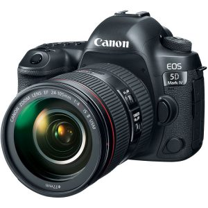 دوربین عکاسی کانن Canon EOS 5D Mark IV Kit 24-105mm f/4L IS II USM