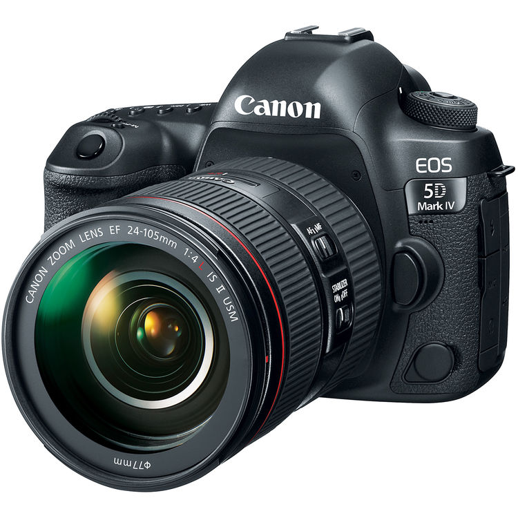 دوربین Canon 5D MK IV 24-105mm II