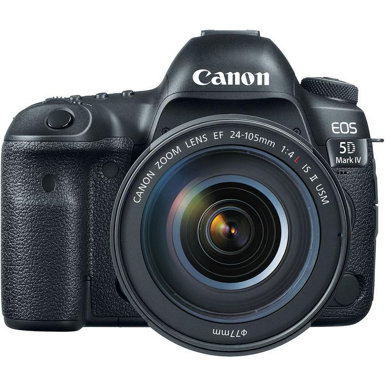 Canon EOS 5D MK IV Kit 24-105mm II