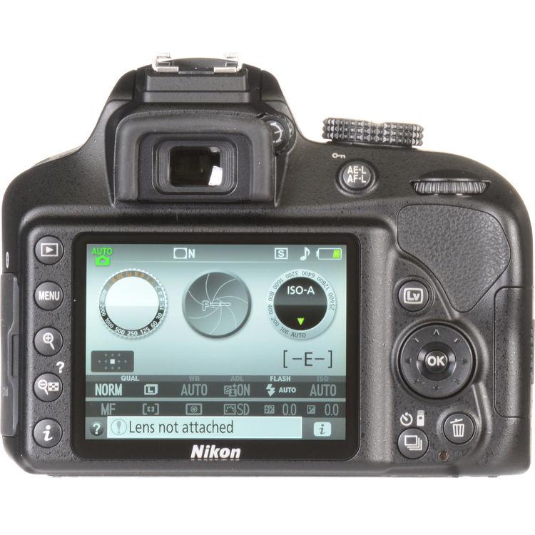 دوربین Nikon D3400