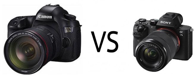 دوربینهای DSLR با آینه یا بدون آینه؟ مسئله این است!