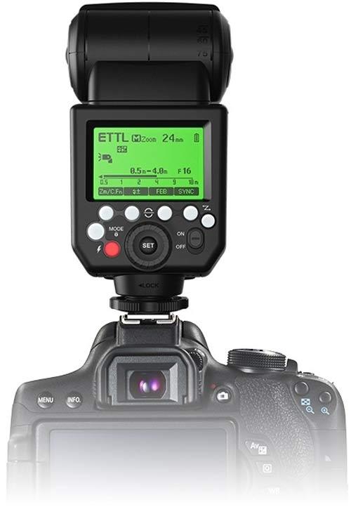 فلاش اکسترنال هنل MODUS 600RT kit