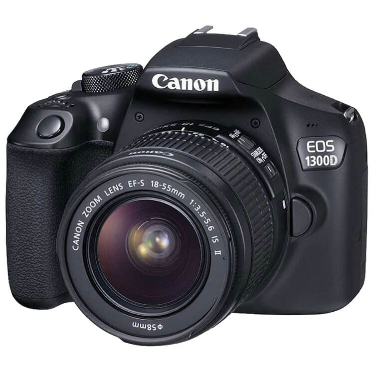 دوربین کانن EOS 1300D Kit 18-55mm IS II