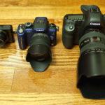 .آشنایی با انواع دوربین ها بر اساس ابعاد قطع