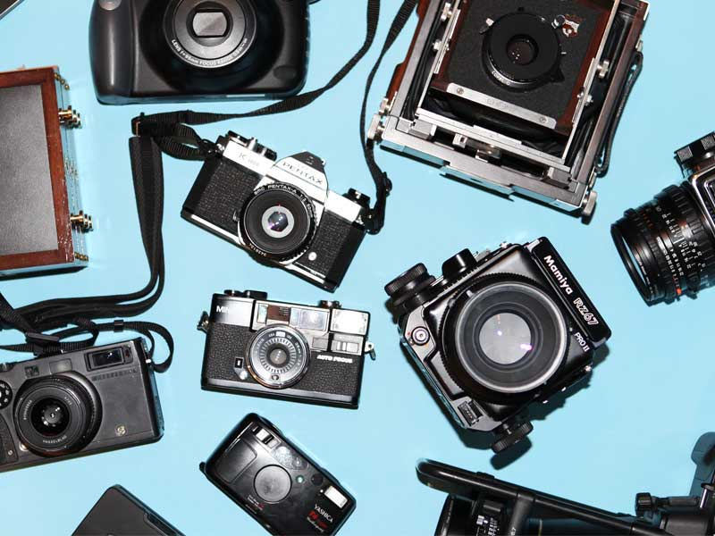 خرید دوربین دست دوم