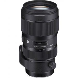 لنز سیگما Sigma 50-100mm f/1.8 DC HSM Art for Nikon