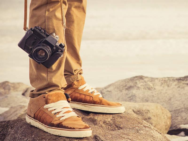 ابزار مورد نیاز برای عکاسی در سفر