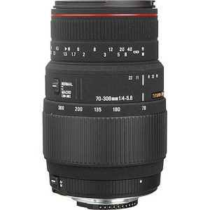 لنز سیگما Sigma 70-300mm for Nikon