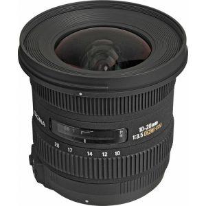 لنز Sigma 10-20mm for Nikon