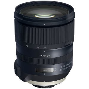 Tamron SP 24-70mm for Nikon Lens