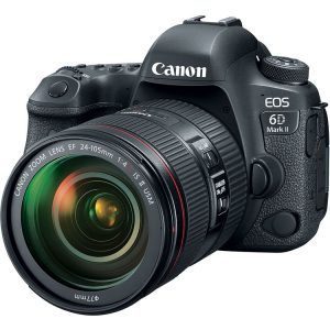 دوربین عکاسی کانن Canon EOS 6D Mark II Kit EF 24-105mm f/4L IS II USM