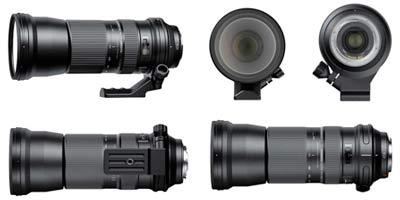 لنز تامرون Tamron SP 150-600mm for Canon