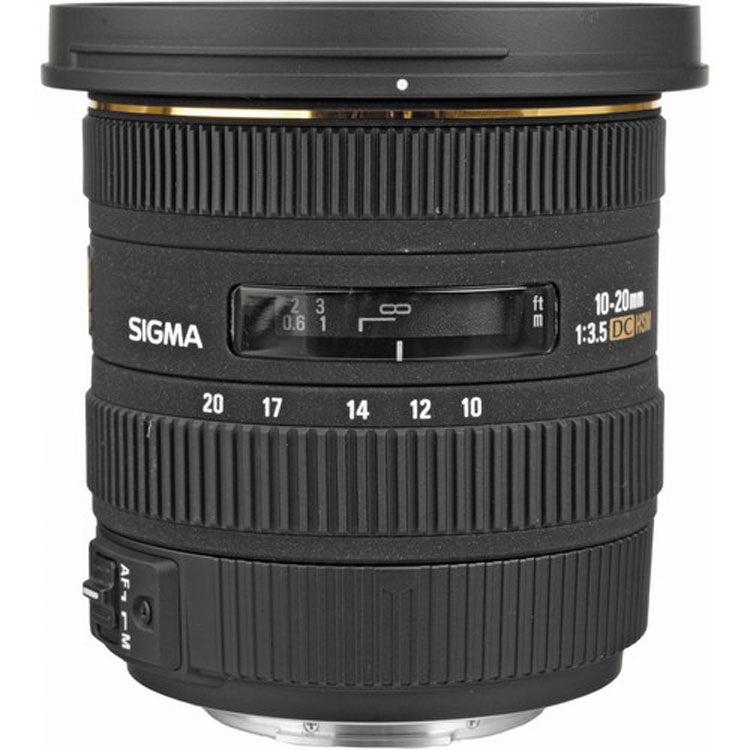 لنز سیگما Sigma 10-20mm for Canon
