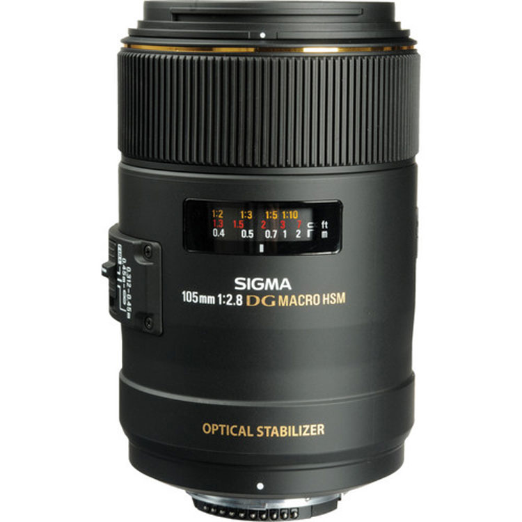 لنز سیگما 105mm Macro for Canon