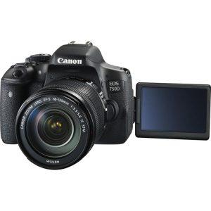 دوربین عکاسی کانن Canon EOS 750D Kit 18-135mm F3.5-5.6 IS STM