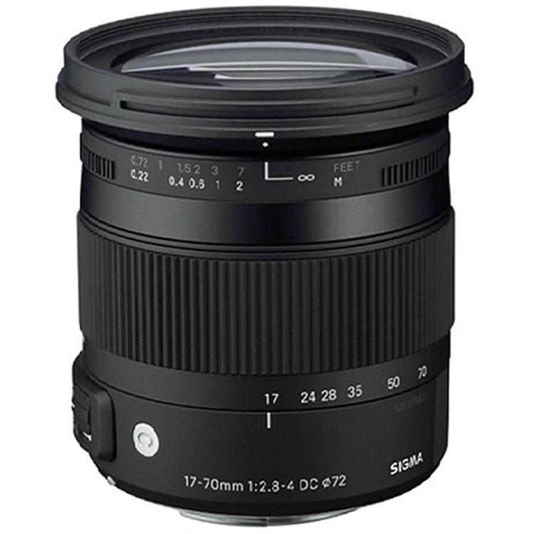 لنز سیگما Sigma 17-70mm for Nikon