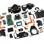 اجزای داخلی دوربین