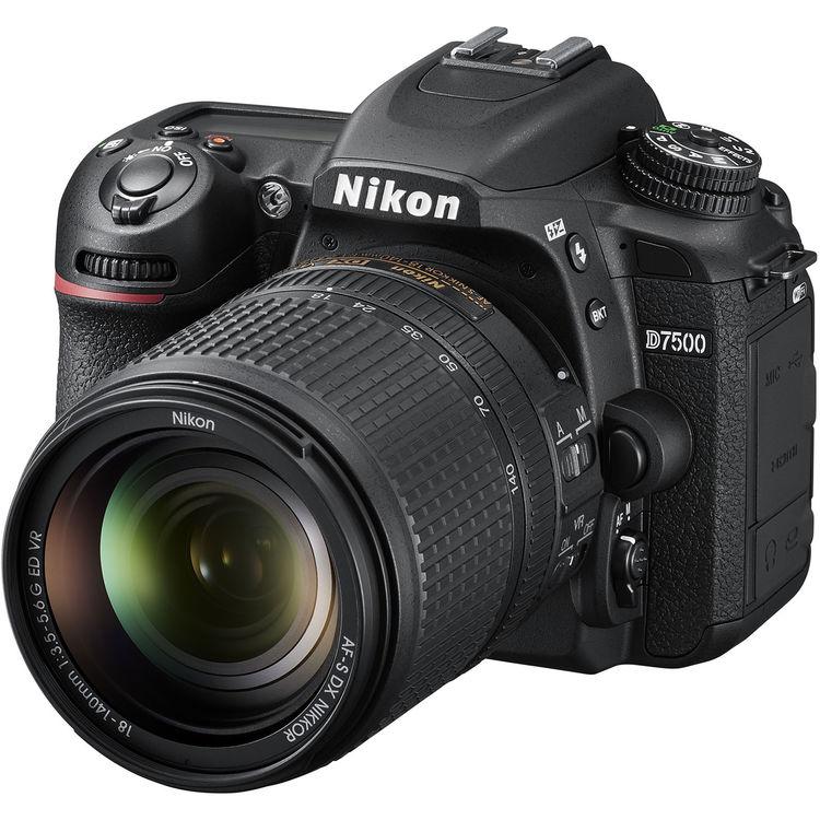 دوربین نیکون D7500 kit