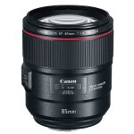 لنز کانن EF 85mm f/1.4L IS USM