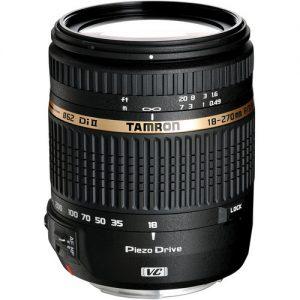 لنز تامرون Tamron AF 18-270mm f/3.5-6.3 Di II VC PZD for Canon